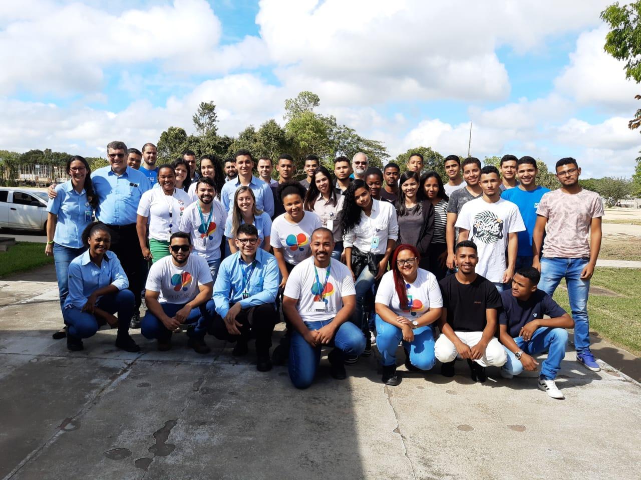 Suzano inicia uma nova turma do Formare Social na região de Mucuri