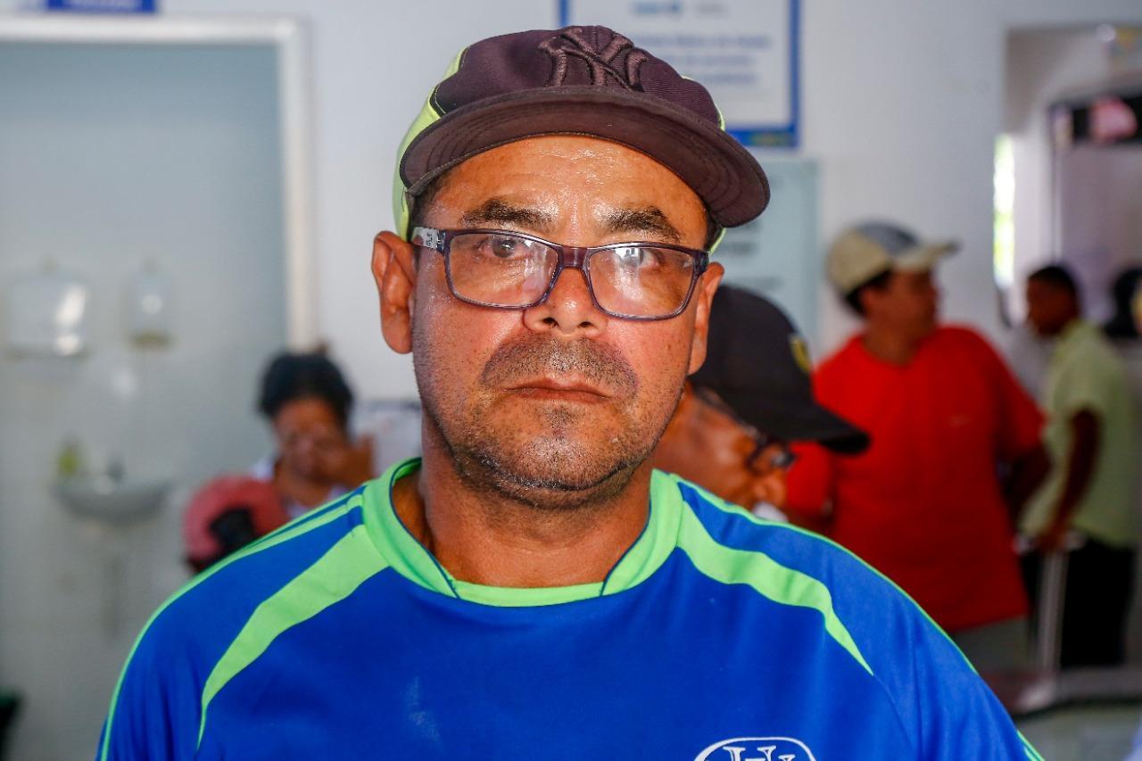 Novembro Azul: Unidade de Saúde do Ulisses Guimarães realiza ação para os homens
