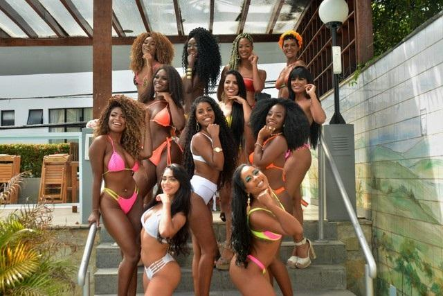 Selecionadas as finalistas do concurso Rainha do Carnaval de Salvador; confira