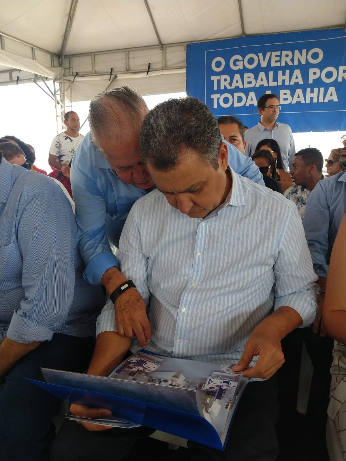 Rui Costa reafirma construção de novo Hospital em Teixeira de Freitas ainda em 2020