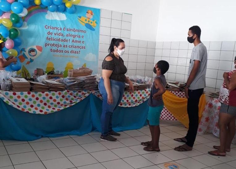 Semana das Crianças conta com programação da Secretaria de Educação
